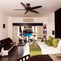 Bahia Hotel & Beach House 3* Номер Делюкс с различными типами кроватей