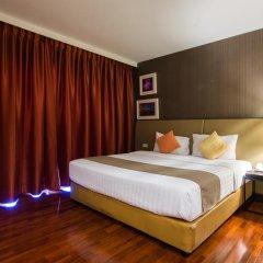 Отель Mida Airport 4* Улучшенный номер фото 2