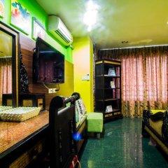 Отель Sabai Sabai @ Sukhumvit 3* Номер Делюкс фото 10