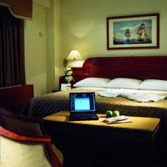 Отель Holiday Inn Thessaloniki 5* Полулюкс с различными типами кроватей фото 4