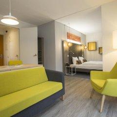 Отель Landgoed ISVW 3* Люкс с различными типами кроватей фото 10