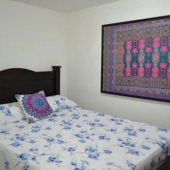 Отель Hostal Pajara Pinta Стандартный номер с двуспальной кроватью фото 6
