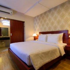 Hong Vy 1 Hotel 3* Улучшенный номер с двуспальной кроватью