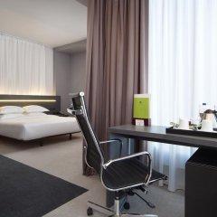 Гостиница Four Elements Ekaterinburg 4* Люкс двуспальная кровать фото 2