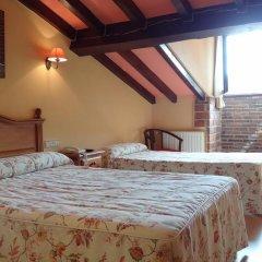Отель Conjunto Hotelero La Pasera 2* Стандартный номер фото 13