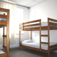 Хостел Браво Кровать в общем номере с двухъярусной кроватью фото 14