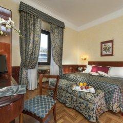 Отель Nord Nuova Roma 3* Стандартный номер с различными типами кроватей фото 2