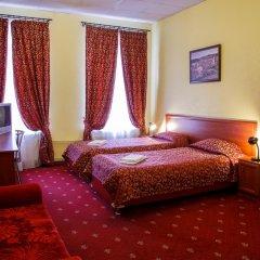 Гостиница АЛЬТБУРГ на Греческом 3* Стандартный номер с разными типами кроватей фото 4
