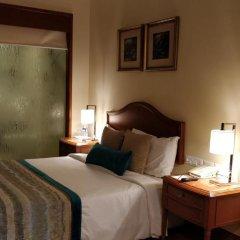 Отель Jaypee Vasant Continental 5* Номер Делюкс с различными типами кроватей фото 2