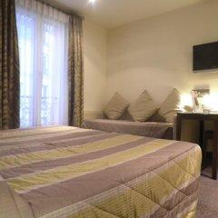 Отель Le Cardinal 3* Улучшенный номер фото 2
