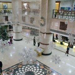 Xian Empress Hotel интерьер отеля