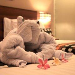 Отель Grand Barong Resort 3* Номер Делюкс с различными типами кроватей фото 5
