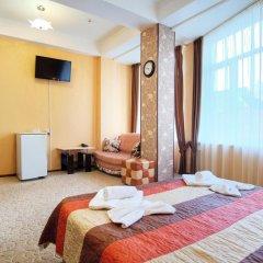 Гостиница Континент 2* Номер Комфорт с двуспальной кроватью фото 6