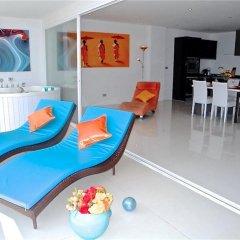 Отель Sunset Plaza Karon 2 bedrooms Nice Sea View детские мероприятия