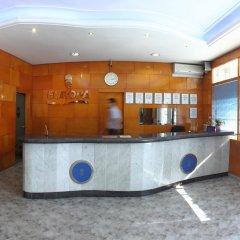 Отель Апарт-Отель Europa Испания, Бланес - 2 отзыва об отеле, цены и фото номеров - забронировать отель Апарт-Отель Europa онлайн интерьер отеля