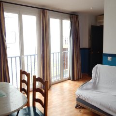 Отель Apartahotel Playa Conil Испания, Кониль-де-ла-Фронтера - отзывы, цены и фото номеров - забронировать отель Apartahotel Playa Conil онлайн комната для гостей фото 5