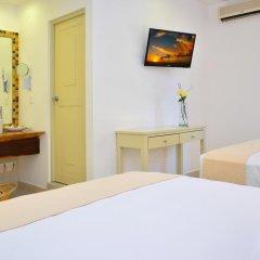Unic Design Hotel 3* Номер Делюкс с различными типами кроватей фото 3