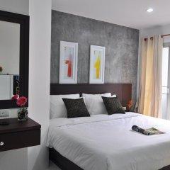 Отель Islanda Boutique 3* Стандартный номер двуспальная кровать фото 10