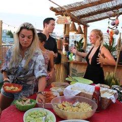 Jammin' Hostel Rimini питание фото 3