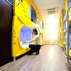 Asiahome Hotel 2* Кровать в общем номере с двухъярусной кроватью фото 5