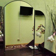 Гостиница Пафос на Таганке Номер Комфорт с двуспальной кроватью фото 3