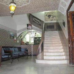 Отель FOUCAULD Марракеш гостиничный бар