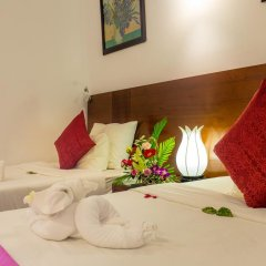 Отель Vinh Hung Riverside Resort & Spa 3* Улучшенный номер с различными типами кроватей фото 5
