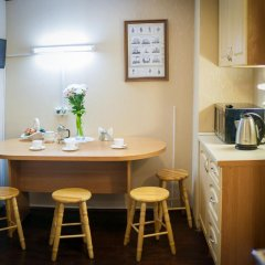 Гостиница Vityaz Guest Cabins в номере