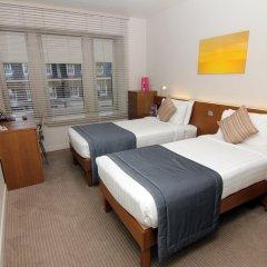 Отель Ambassadors Bloomsbury 4* Стандартный номер с 2 отдельными кроватями