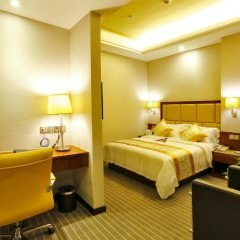Отель Days Inn Hotspring Xiamen 4* Стандартный номер фото 3
