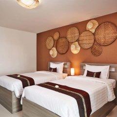 Отель Wattana Place 3* Номер Делюкс с 2 отдельными кроватями фото 2
