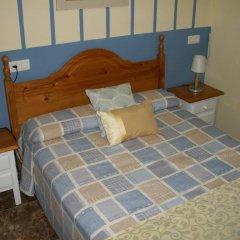 Отель Hostal Rural Gloria Стандартный номер разные типы кроватей фото 4