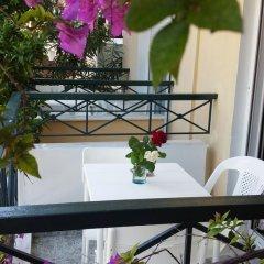 Отель Flesvos Греция, Пефкохори - отзывы, цены и фото номеров - забронировать отель Flesvos онлайн балкон