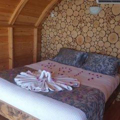 Seaview Faralya Butik Hotel Номер Делюкс с различными типами кроватей фото 36