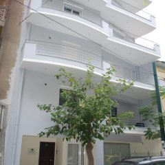 Апартаменты Athens Lotus Apartments балкон