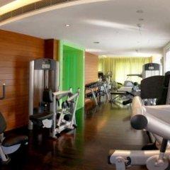 Отель The Park New Delhi фитнесс-зал