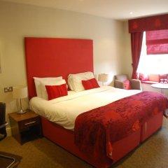 The Salisbury Hotel 4* Улучшенный номер с разными типами кроватей фото 3