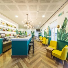 Отель Eden Resort гостиничный бар