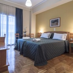 Ares Athens Hotel 2* Стандартный номер с различными типами кроватей фото 3