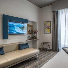 Отель Colonna Suite Del Corso 3* Номер Делюкс с различными типами кроватей фото 13