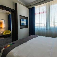 Гостиница Питер Инн Петрозаводск 4* Стандартный номер с различными типами кроватей фото 14