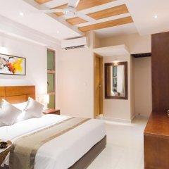 Hotel Ocean Grand at Hulhumale 4* Стандартный номер с различными типами кроватей фото 7