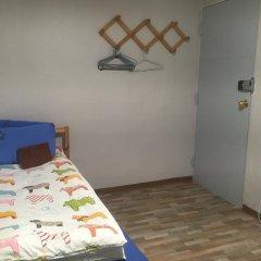 Отель Backpackers Inside Стандартный номер с различными типами кроватей фото 4