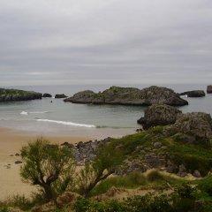 Отель Hostal Pineda пляж фото 2