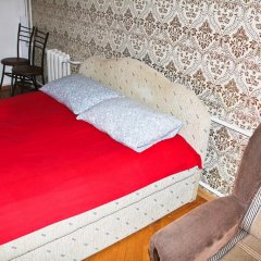 Апартаменты AHOSTEL Стандартный номер с двуспальной кроватью фото 3