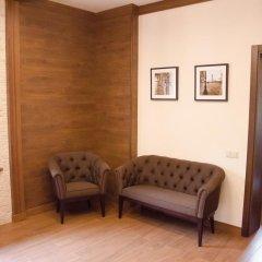 Гостиница Petrani Nivki комната для гостей фото 3