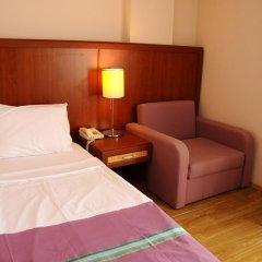 Elysium Otel Marmaris 2* Стандартный номер с различными типами кроватей фото 2