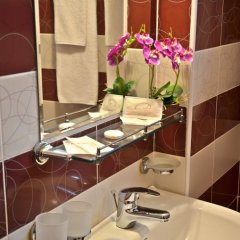 Отель Grand Monastery Private Apartments Болгария, Пампорово - отзывы, цены и фото номеров - забронировать отель Grand Monastery Private Apartments онлайн ванная фото 2