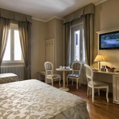 Отель Relais Bocca di Leone 3* Представительский номер с различными типами кроватей фото 16