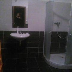 Отель Konstanzia2 Тухловице ванная